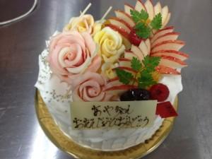 ケーキ特注